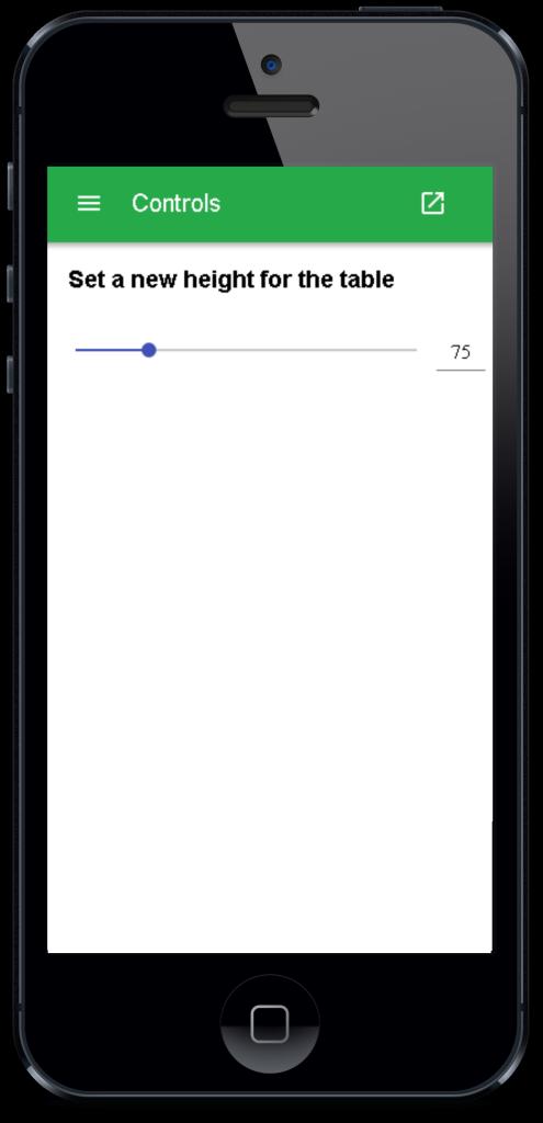 ergolatron-mobile-ui