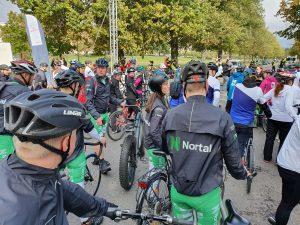 Nortal osallistui Climate Cycling -tapahtumaan
