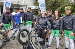 Nortal Climate Cycling 2019 joukkue
