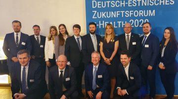 Estland und Deutschland feiern kooperation im bereich E-Health